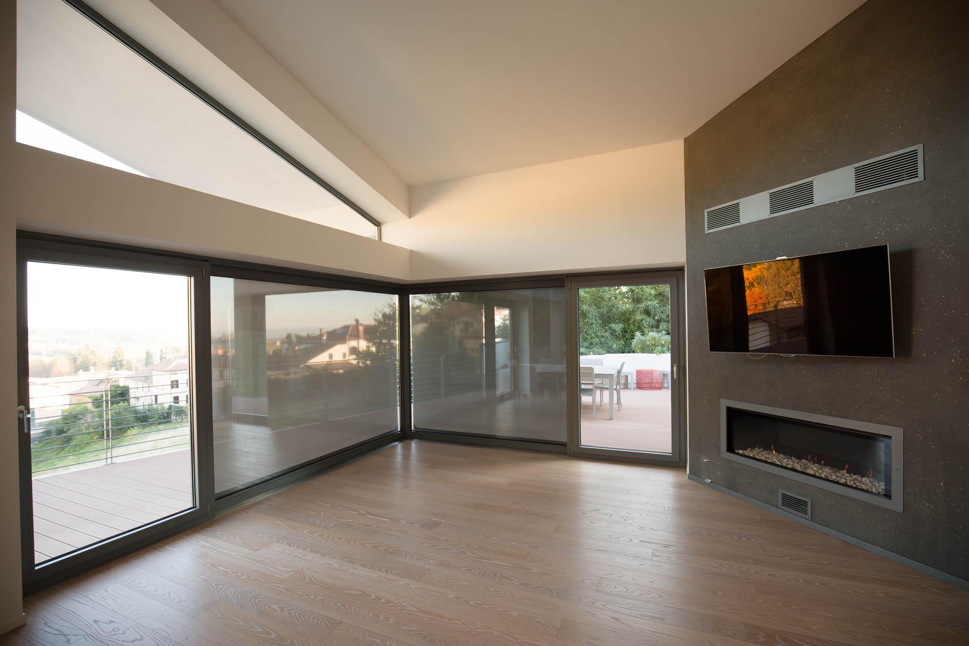Serramenti scorrevoli per finestre e porte finestre - Dimensioni finestre scorrevoli ...