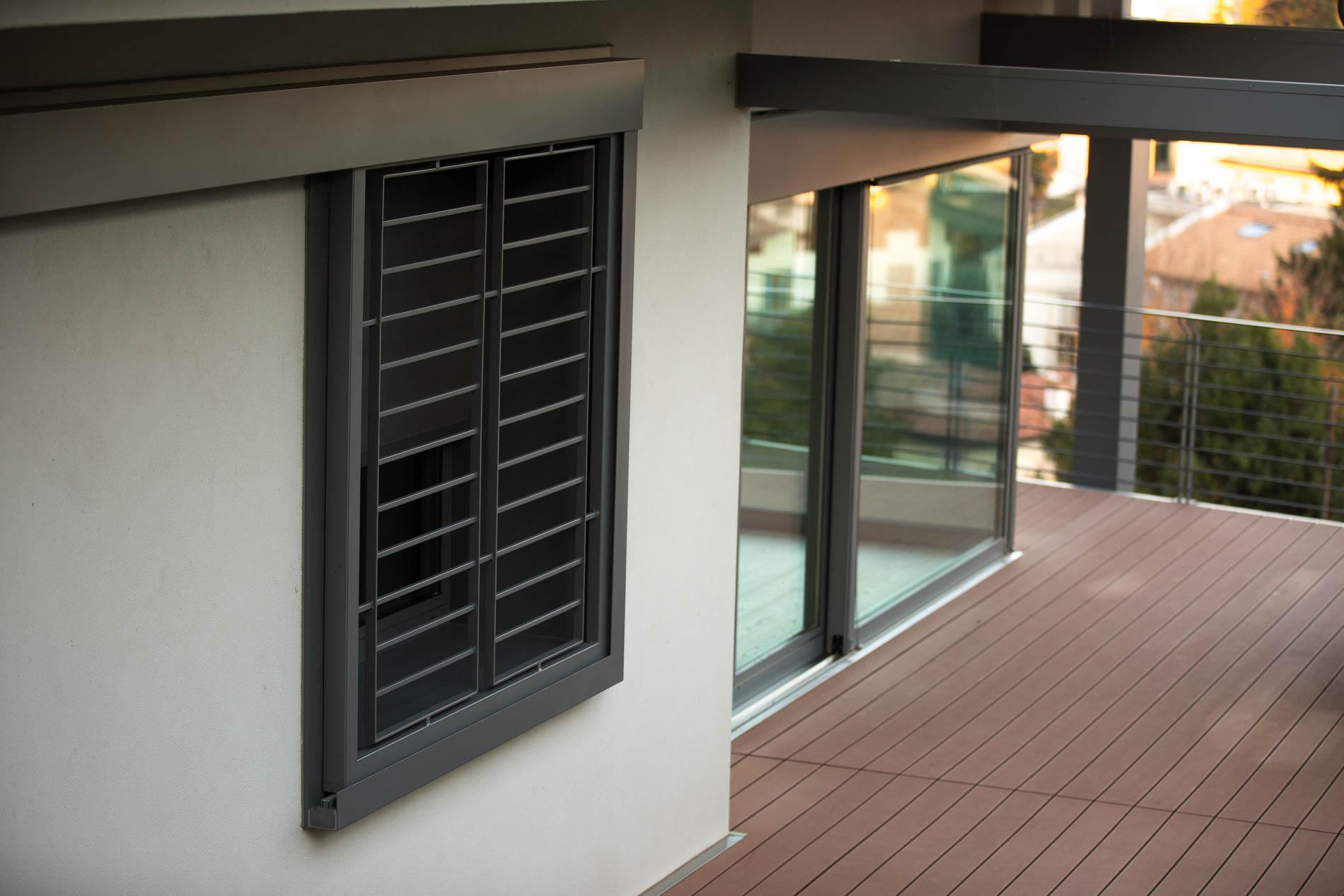 Serramenti scorrevoli per finestre e porte finestre fornasiero - Finestre scorrevoli dimensioni ...