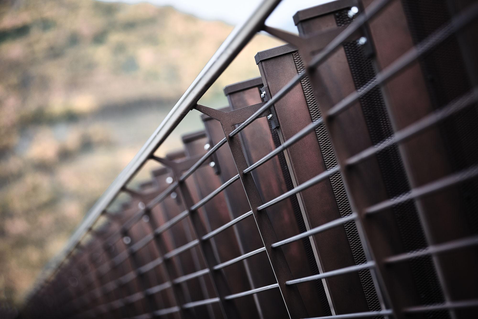 Cancelli in ferro e recinzioni metalliche per l 39 azienda for Oscuranti per recinzioni